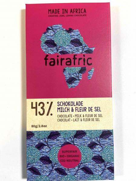 Fleur de Sel 43 Prozent Fairafric
