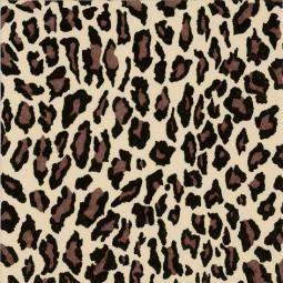 Leopard pattern Serviette