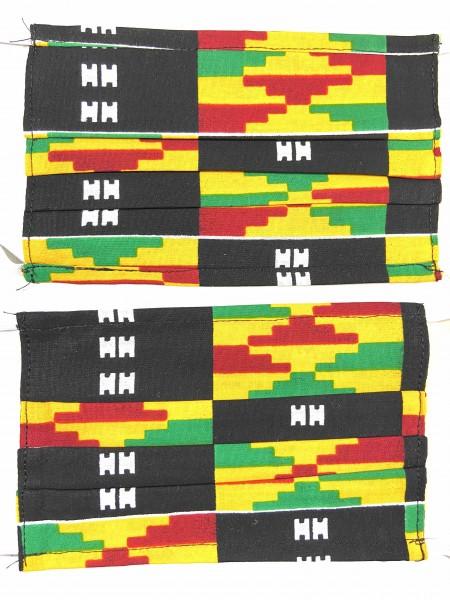 Ruanda Maske Typ 009