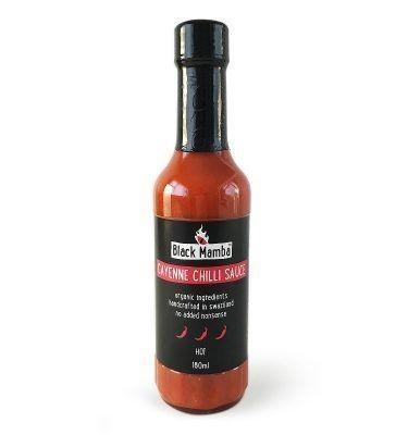 Cayenne Chilli Sauce