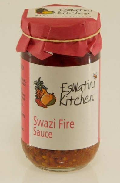 Swazi Fire Sauce