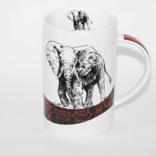 Becher-Milan-Elefant