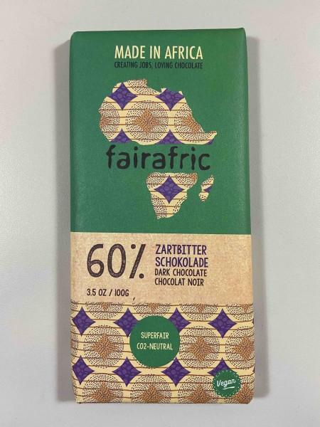 Fairafric Zartbitter 60%