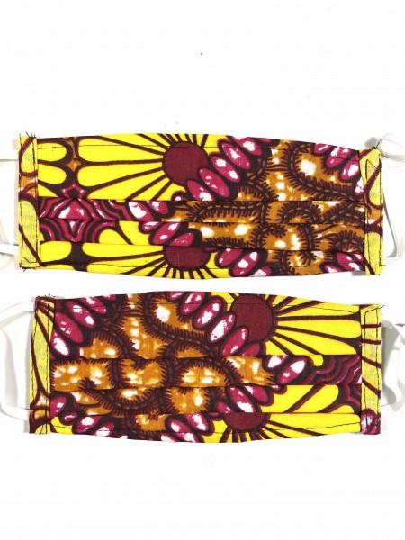 Ruanda Nase-Mund-Maske 042
