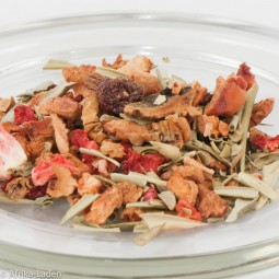 Erdbeer Granatapfel BIO-Tee