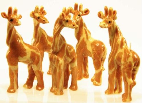 Swasi Candle Giraffe