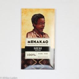 Menakao dunkle Schokolade 100%