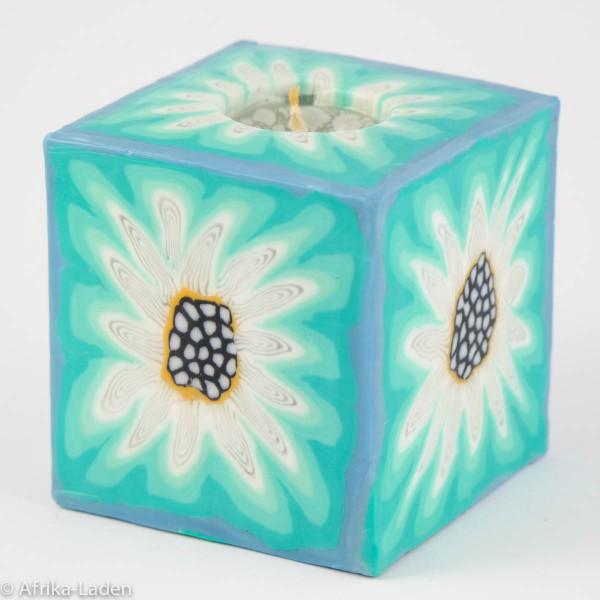 Kerze Margherita Cube