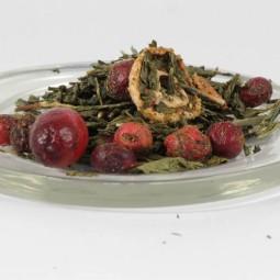 Erdbeer-Mund BIO-Tee