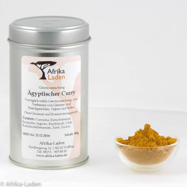 Ägyptischer Curry