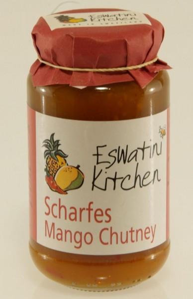 Eswatini Kitchen Scharfes Mango-Chutney